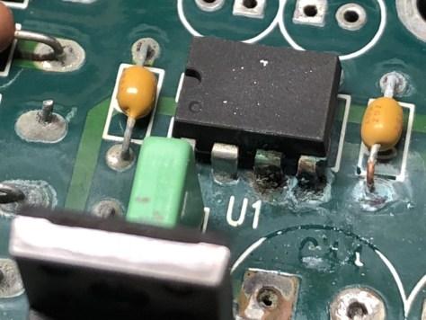 img_1698 Krell KAV-150a Power Amplifier Repair & Restoration