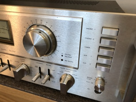 img_1780 Stunning Rotel RA-1412 Amplifier Cleaned, Serviced & for Sale!