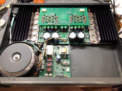 img_1805 Krell KAV-150a Power Amplifier Repair & Restoration