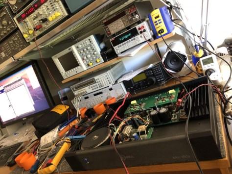 img_1814 Krell KAV-150a Power Amplifier Repair & Restoration