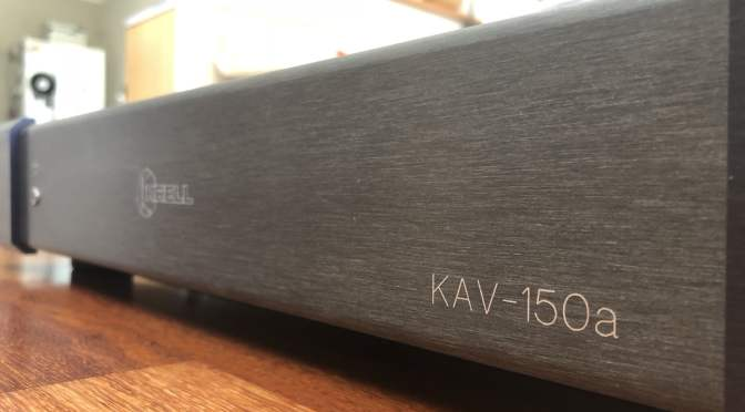 Krell KAV-150a Power Amplifier Repair & Restoration