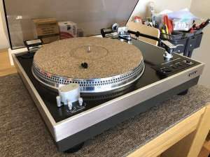 Stunning Sony PS-8750 Turntable Repair, Service, Upgrade & Review