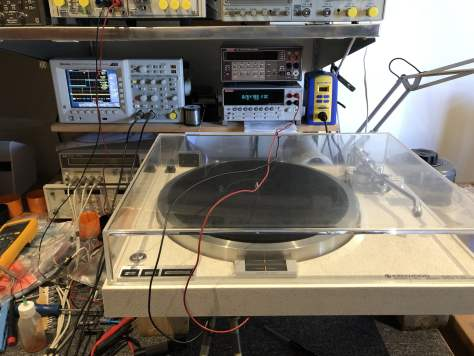 img_2325 Iconic Kenwood KD-650 Turntable Repair & Review