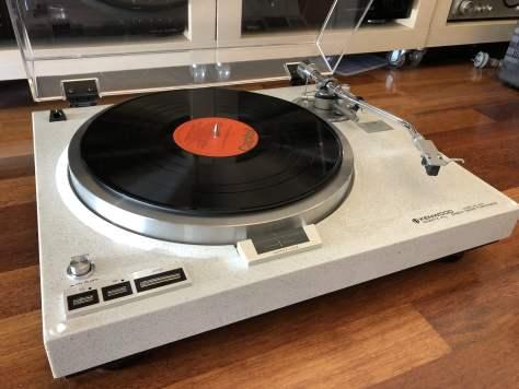 img_2350 Iconic Kenwood KD-650 Turntable Repair & Review