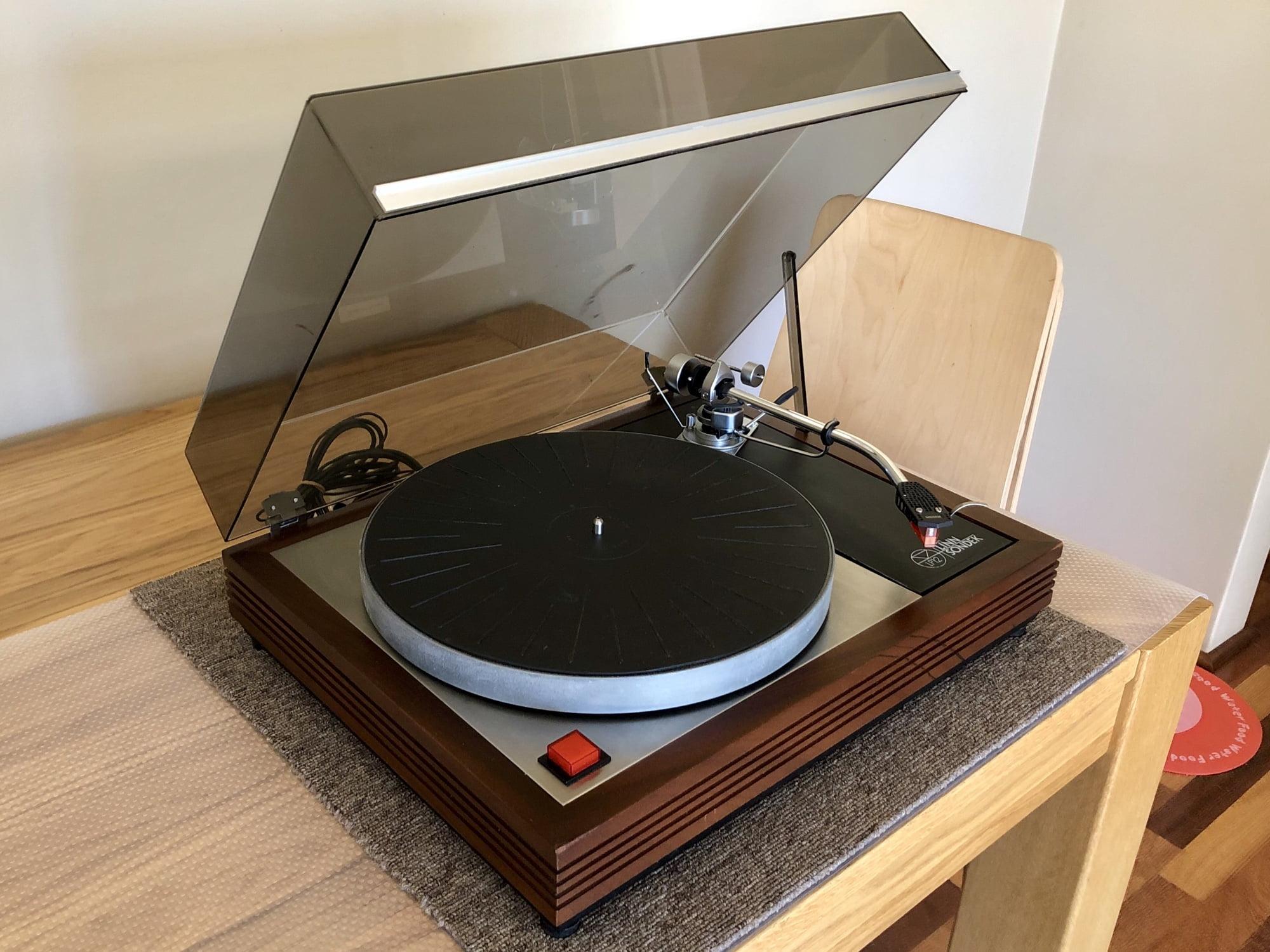 Linn Sondek LP12 Turntable Recommission & Restoration
