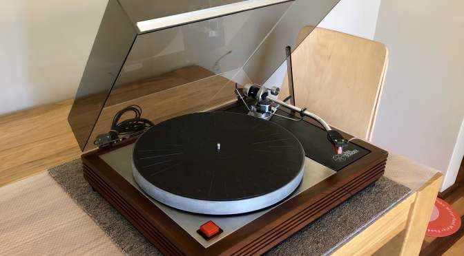 Linn Sondek LP12 Turntable Recommission & Restoration