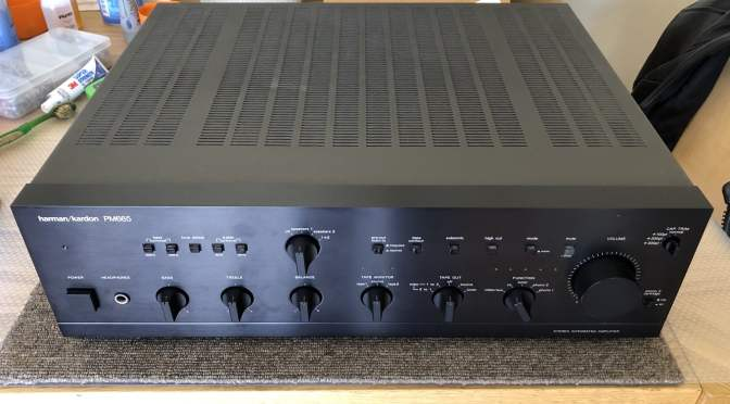 Harman/Kardon PM665 Amplifier Repair & Service