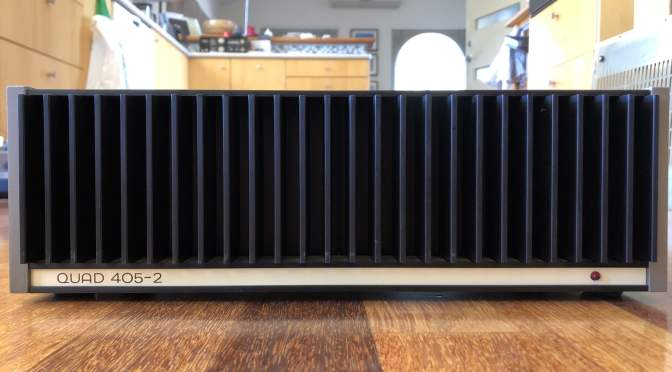 Quad 405 / 405-2 Power Amplifier Review – Understated Elegance