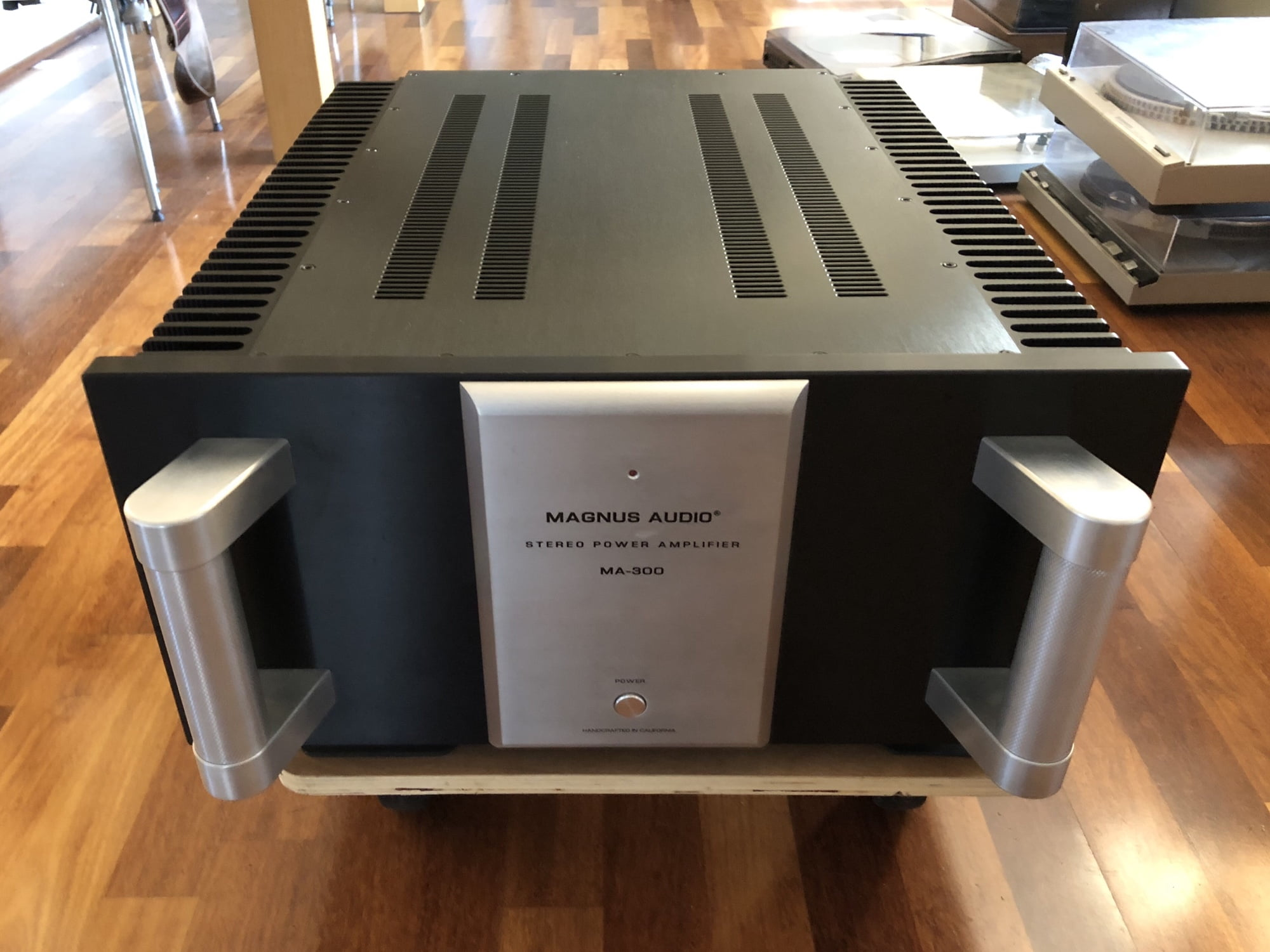 Magnus Audio MA-300 Monster Amplifier Upgrade