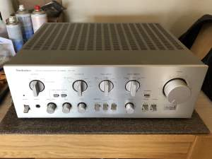 Lovely Technics SU-V8 Amplifier Repair & Service