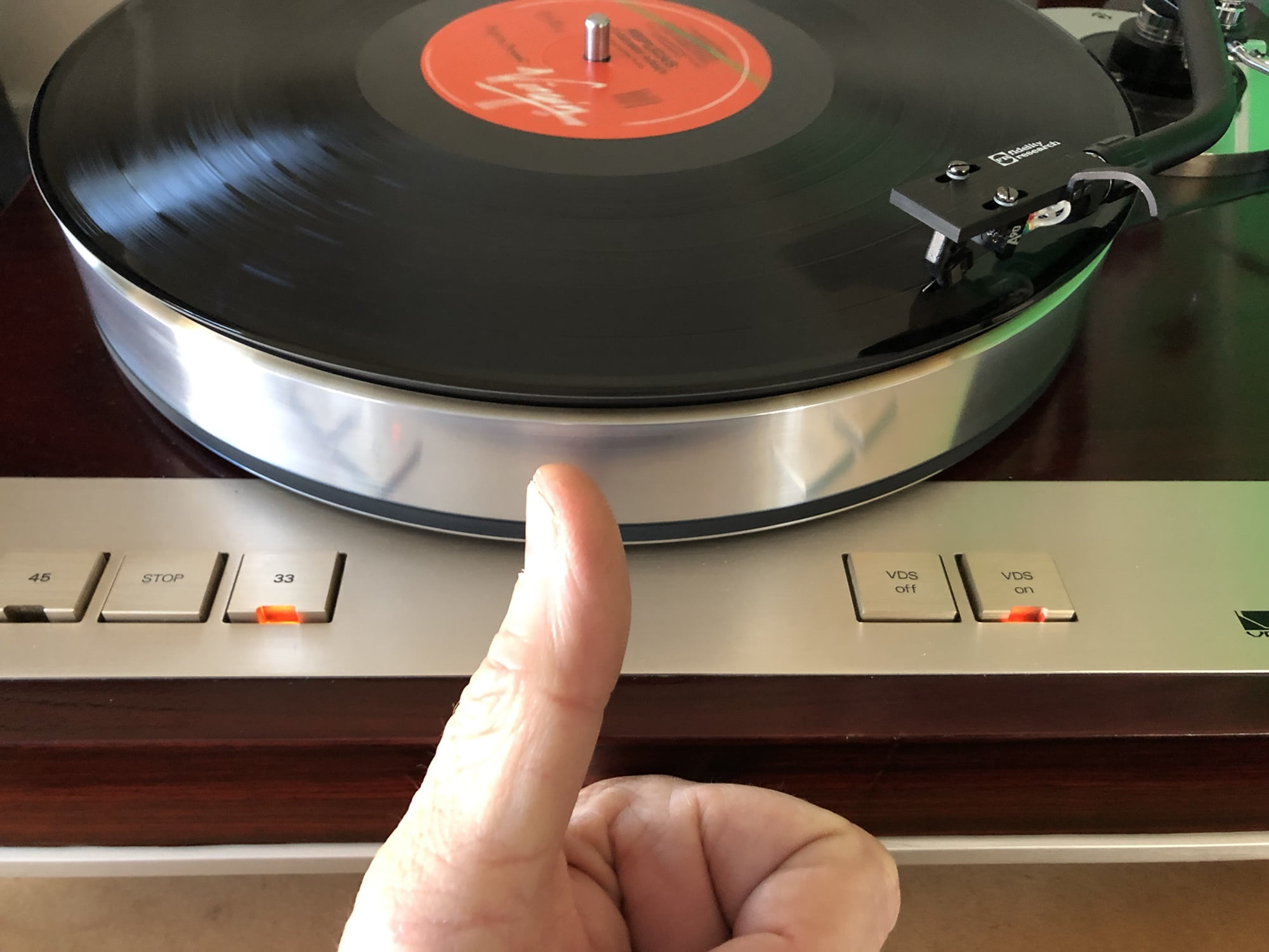 Read more about the article A New Reference Turntable is Coming…