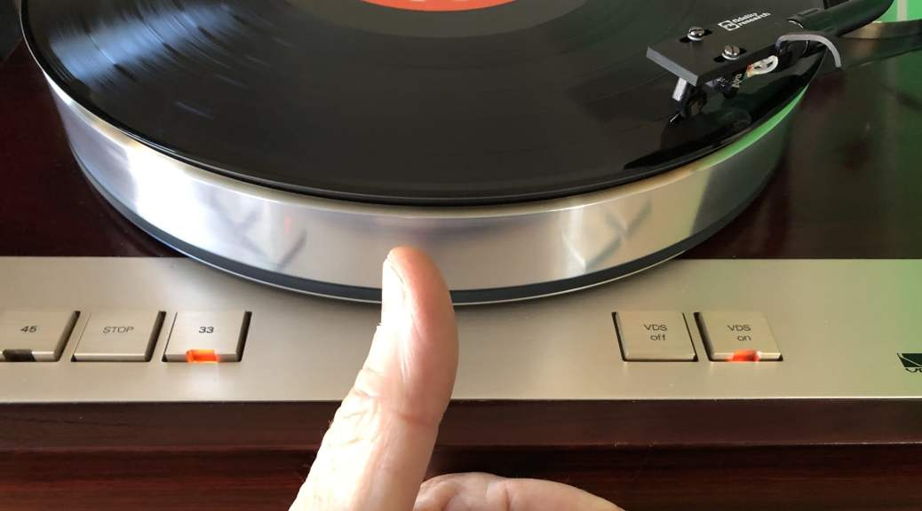 reference turntable