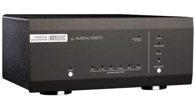 Musical Fidelity M1 DAC Review & Upgrades