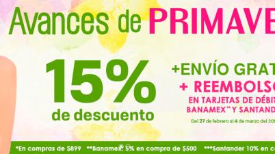 fc990495b4962 Vicky Form – 15% de descuento + Envío GRATIS + Reembolso con tarjetas  Banamex y Santander…