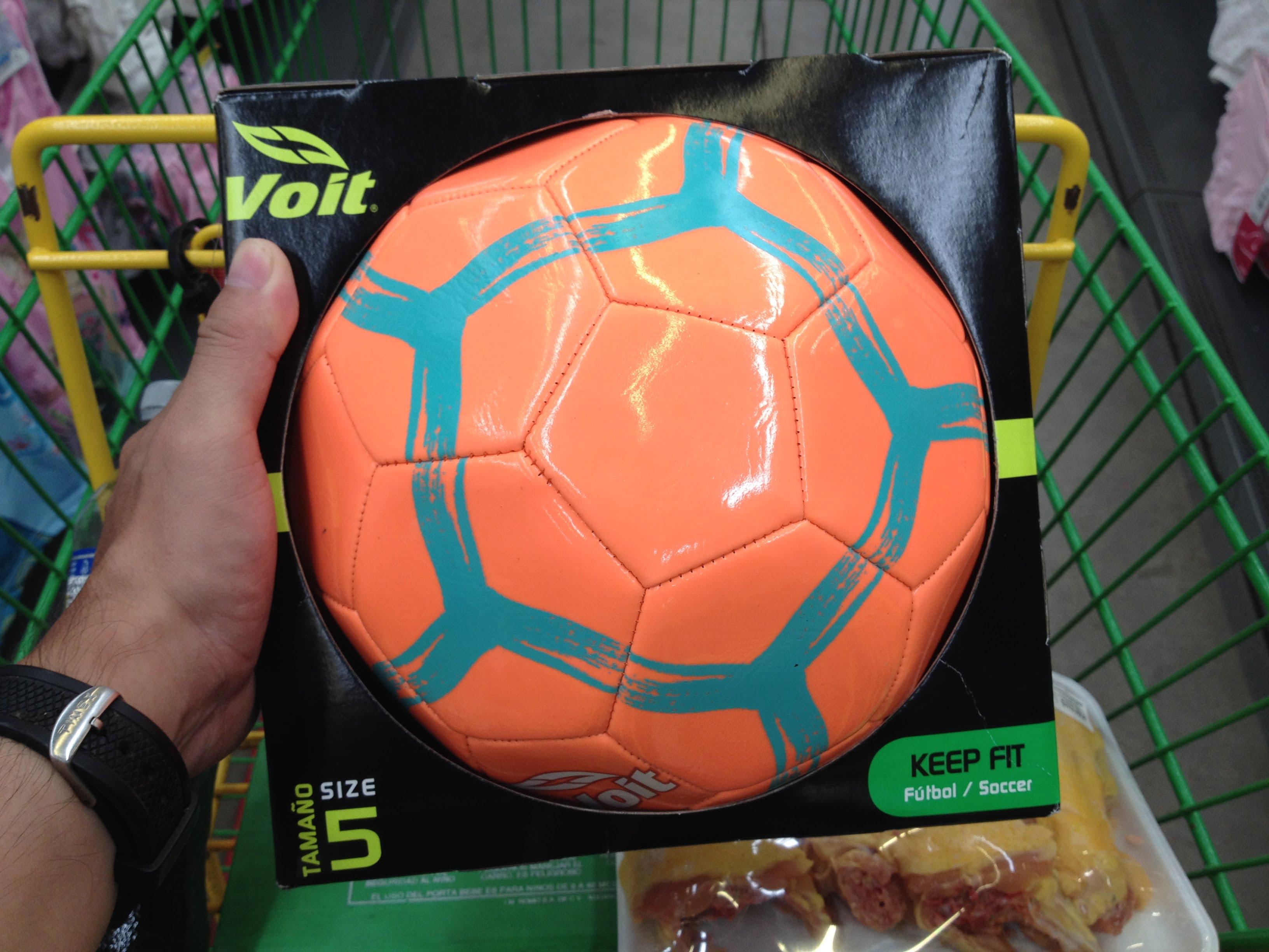 55.02 – Bodega Aurrerá – Balón de Futból Soccer del No. 5 con el 50% de  descuento… - LiquidaZona 2bbf5d1b72f18
