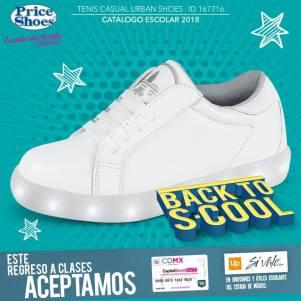 01c56289 ... los zapatos de tus pequeños para este regreso a clases no que acabas  tus vacaciones buscando ofertas, aprovecha los precios especiales que Price  Shoes ...