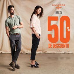 6e2c672b8a71 Dockers - REBAJAS de Temporada Primavera Verano 2018 / Hasta 50% de ...