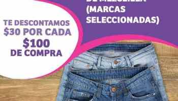 7cd8ccc0c6 Soriana y MEGA Soriana -  30 de descuento por cada  100 de compra en  pantalones de