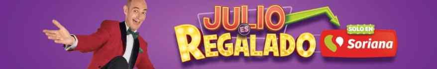 Main Julio Banner
