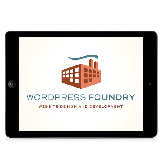 WordPress Foundry Branding - Identity