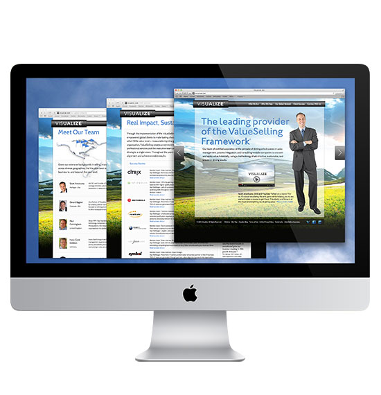 Visualize WordPress Website - ValueSelling