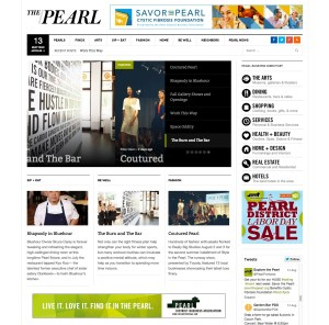 The Pearl Magazine - Portland OR