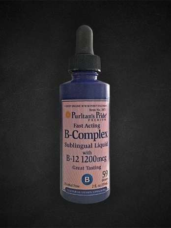 Liquid B Vitamins
