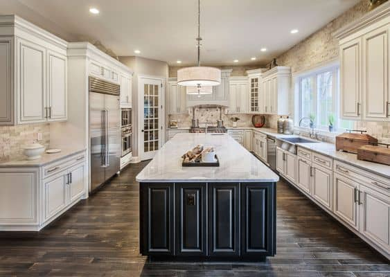antique white kitchen cabinets stainless steel knives 28 ideas in 2019 liquid image best wall color for