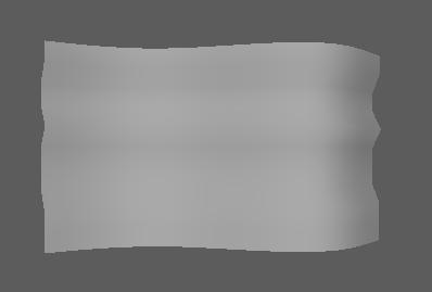 丸みを帯びた壁のモデル