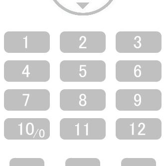 リモコンの数字ボタンで「101」