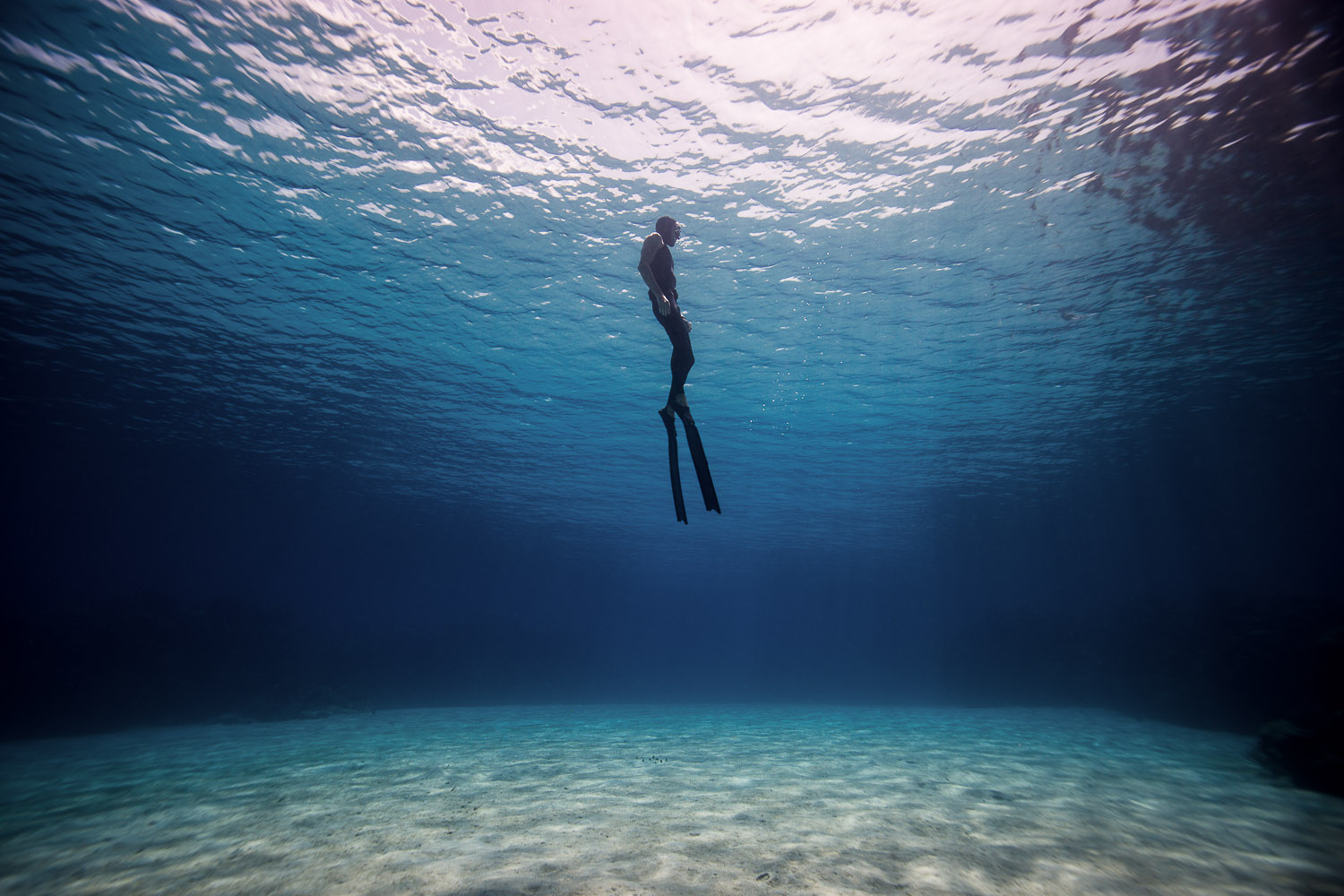Freediving & Minimalism
