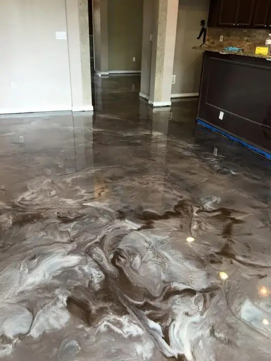 REFLECTOR Flooring LIQUID PERFECTION