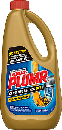 Past the p-trap and still clogged up - sink plumbing drano