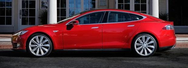 Model S side