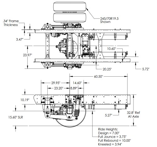 small resolution of freightliner m2 106 suspension