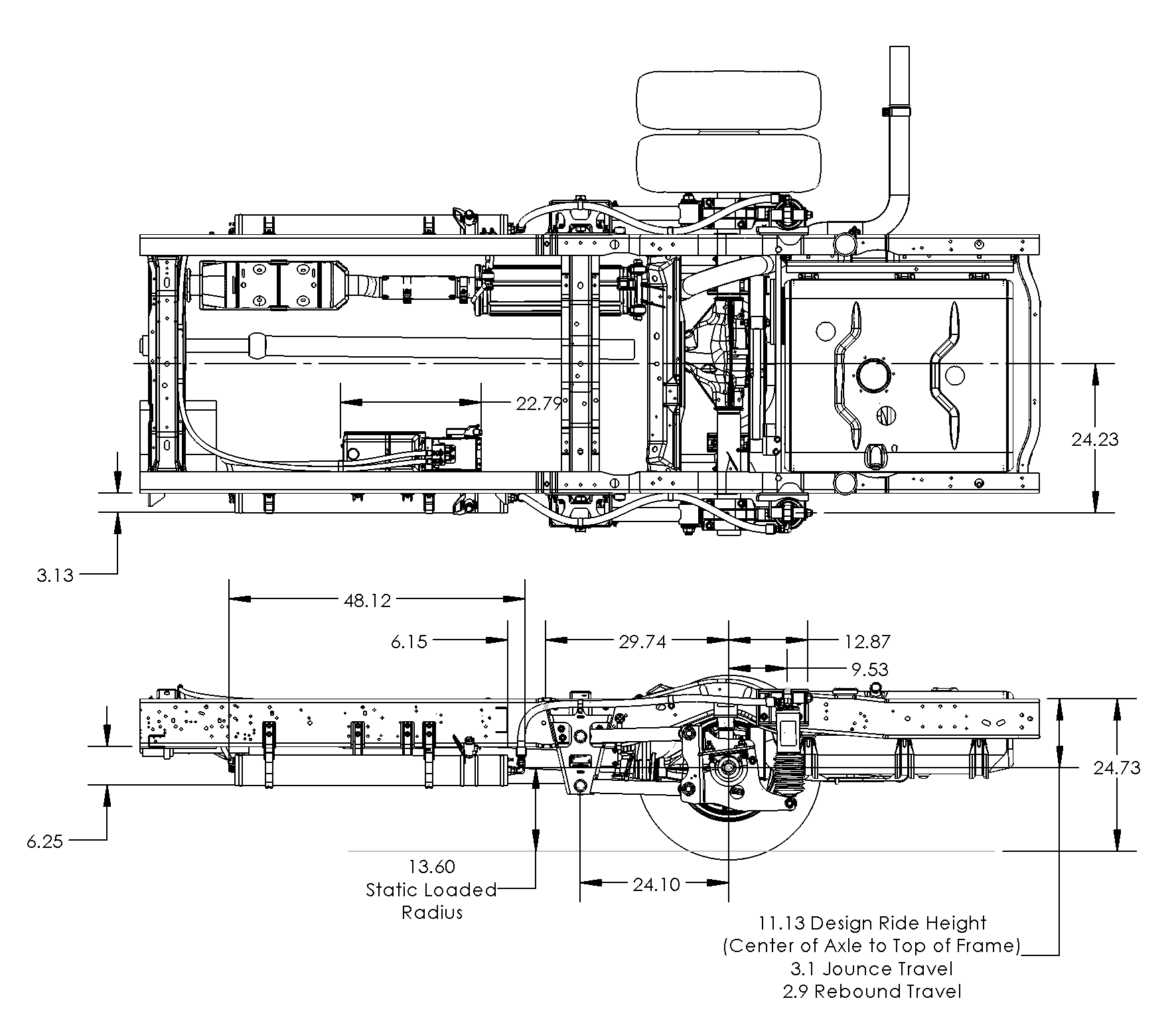 Ambulance Wiring Schematics Ford E 450 Suspension System For Buses