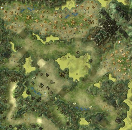 Campaign/The Dig - Liquipedia - The StarCraft II Encyclopedia