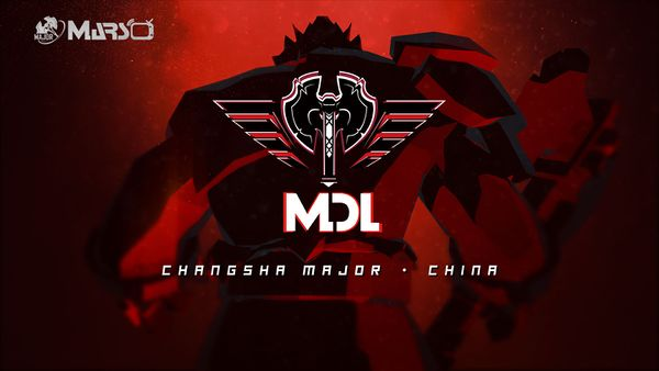 MDL Changsha Major Liquipedia Dota 2 Wiki