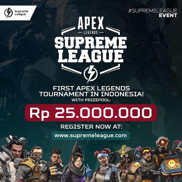 Apex legends Supreme League #1 - Liquipedia Apex Legends Wiki