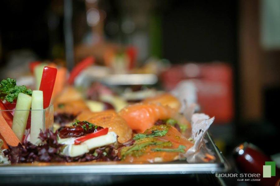 Weihnachtsfeier Fingerfood
