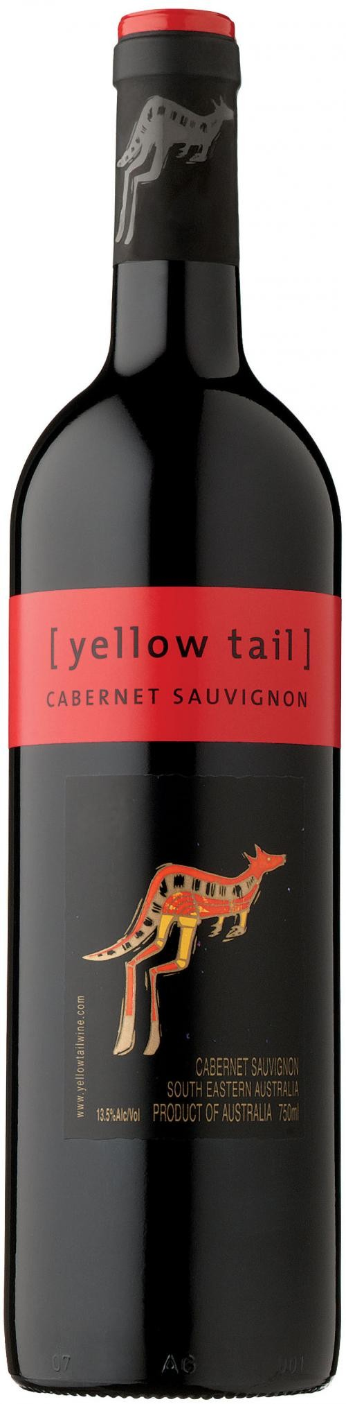 YELLOW TAIL CABERNET SAUVIGNON for only 799 in online