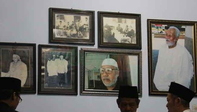 KH. M. Thohir Marzuqi Wafat
