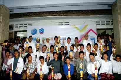 Tiga Puluh Piala Lomba Ilmiah