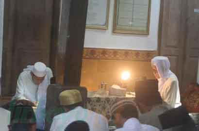 Sambung Ikatan Dengan Ngaji Al-Hikam