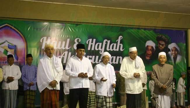 Haul Haflah Akhirussanah Ponpes Lirboyo dan Madrasah Hidayatul Mubtadi'ien