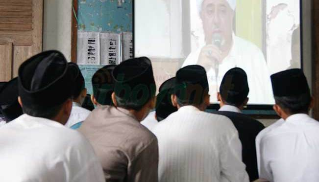 Habib as-Syathiri Berkunjung Kala Sore Mendung