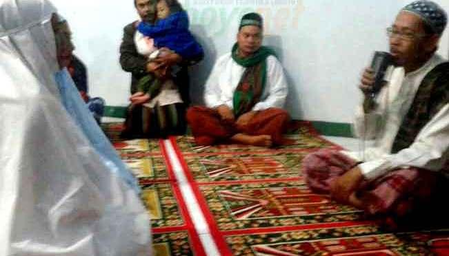 Muallafnya Warga Pasuruan saat Safari Ramadan