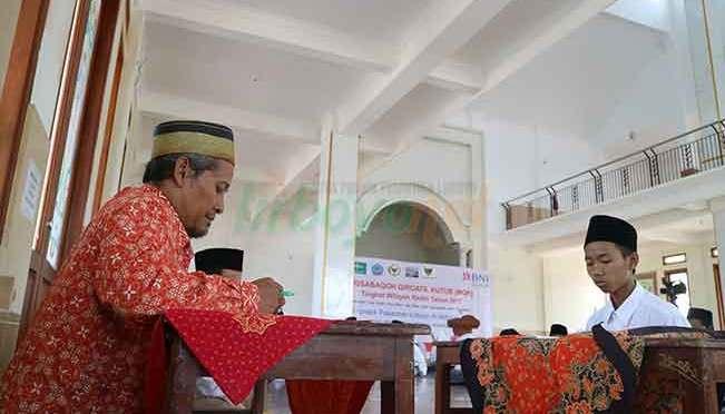 Lomba MQK Wilayah Kediri 2017
