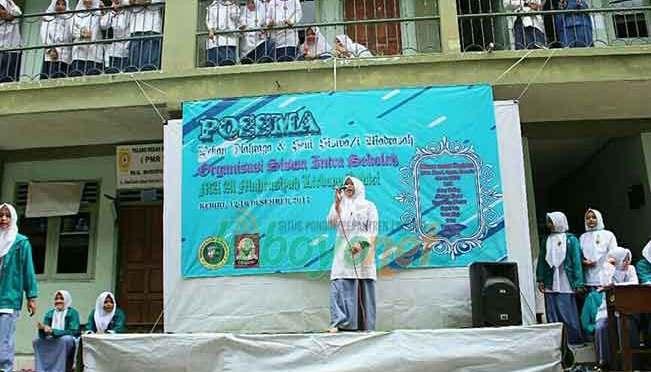 Pekan Olahraga Siswa Madrasah Al Mahrusiyah Lirboyo
