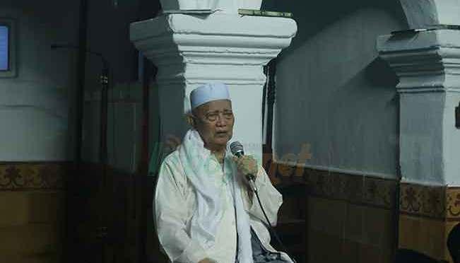 Dawuh KH. M. Anwar Manshur Saat Pengarahan Liburan